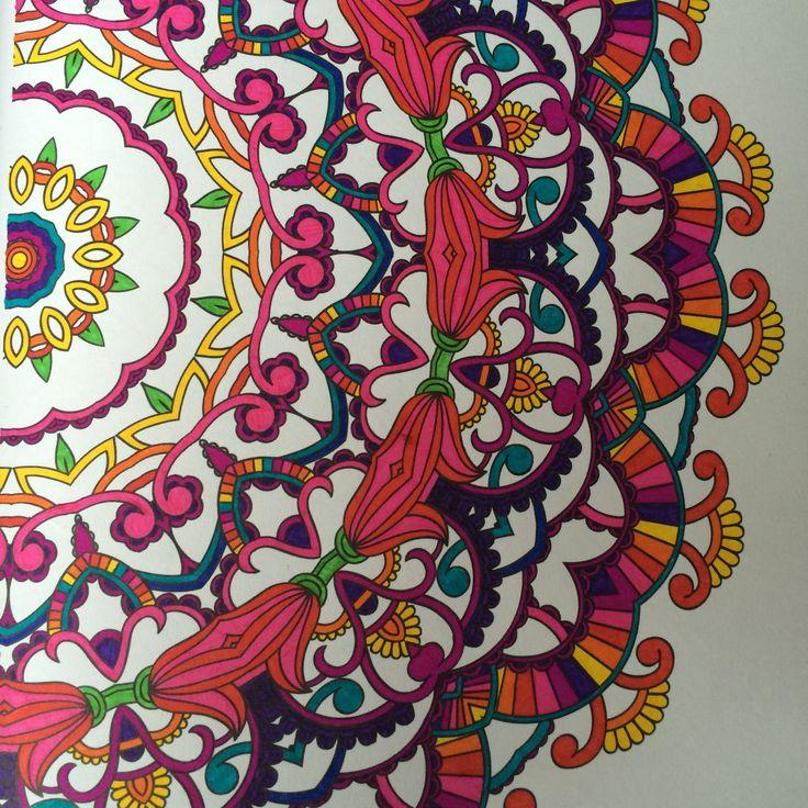 Rustgevende mandala's by yousra