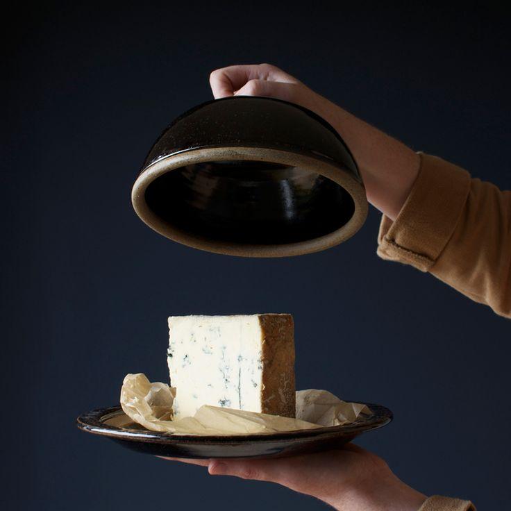 Tenmoku Cheese Dish