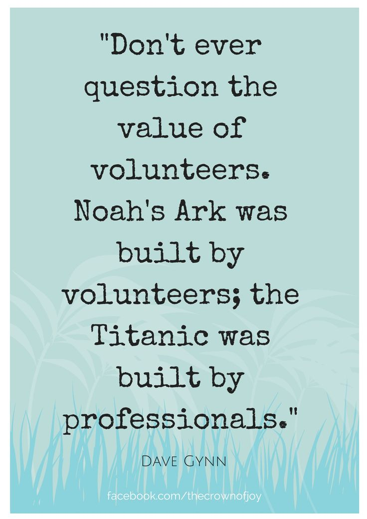 Best 25+ Volunteer quotes ideas on Pinterest