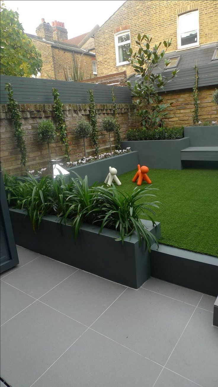 Modern Garden Design Ideas 75