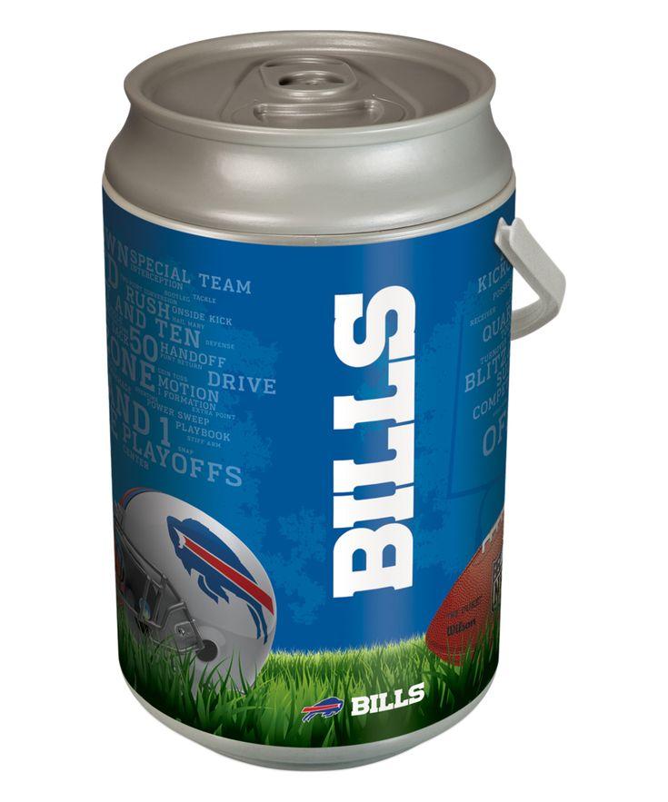 Buffalo Bills Football Mega Can Cooler