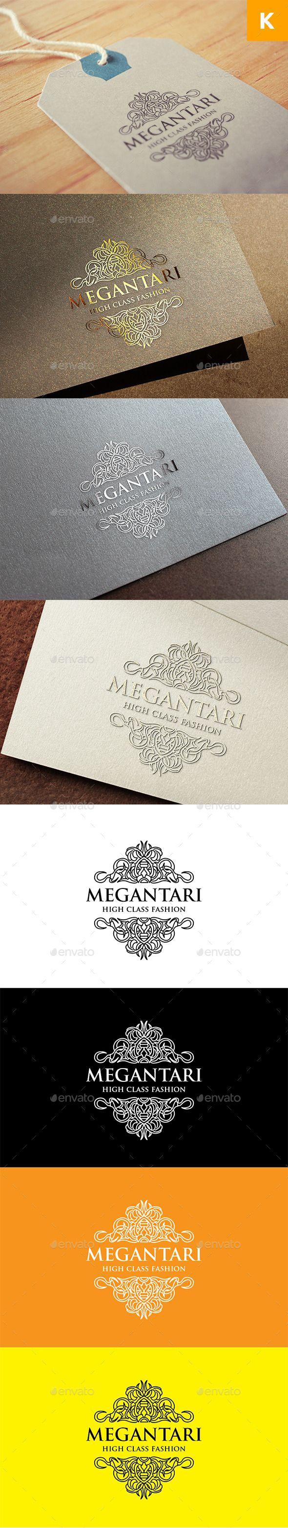 Megantari Fashion Logo — Vector EPS #hotels #apartments • Download here → https://graphicriver.net/item/megantari-fashion-logo/11169139?ref=pxcr