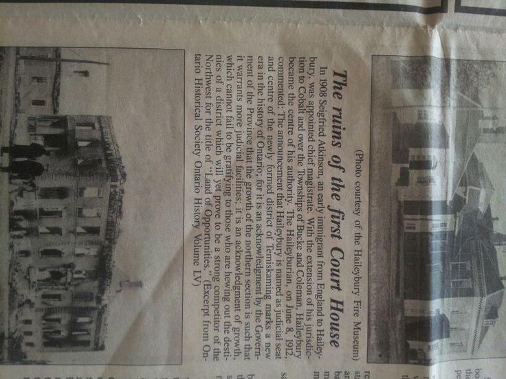 Old Haileybury news 8