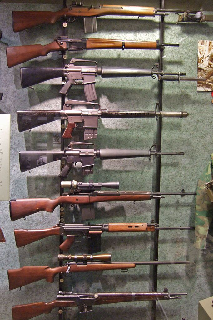 Weapons of the Vietnam War - Wikipedia http://riflescopescenter.com/rifle-scope-reviews/