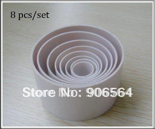 8 size per set mould for making nylon stocking flowers ,stocking flower mould,free shipping #Affiliate