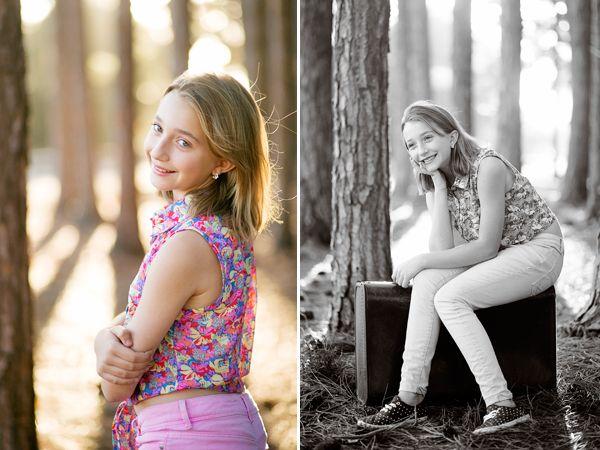 Tween / teen / photo shoot idea