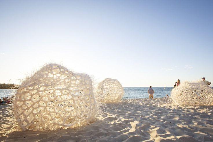 (1) #sculpturebythesea - Cerca su Twitter