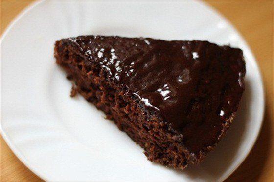 Super mrkvovo čokoládový koláčik ;-)