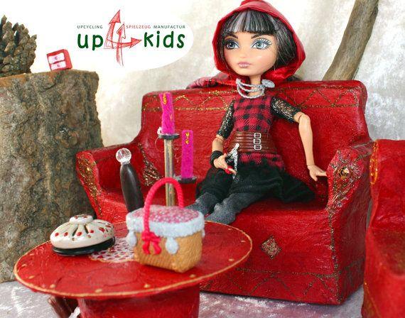 9 best Barbie furnicher images on Pinterest Dollhouse ideas - barbie wohnzimmer möbel