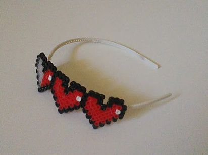 These awesome 8-bit headbands: | Community Post: 28 Wardrobe Essentials For Female Gamers