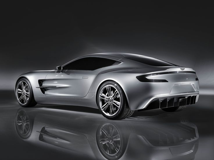 Aston Martin One-77 Concept '2008