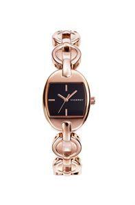 Minimalista reloj viceroy, es tan pequeño, que pensarás que llevas una pulsera, pero cuando lo visualices comprobarás su hora de una manera muy original. www.relojes-especiales.net #oro #mujer #especiales
