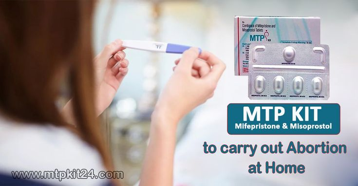 Use MTP Kit to carry out Abortion at Home