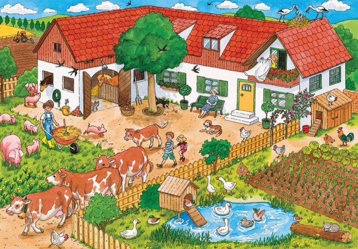 TOUCH den här bilden: De boerderij by jetdebruyne