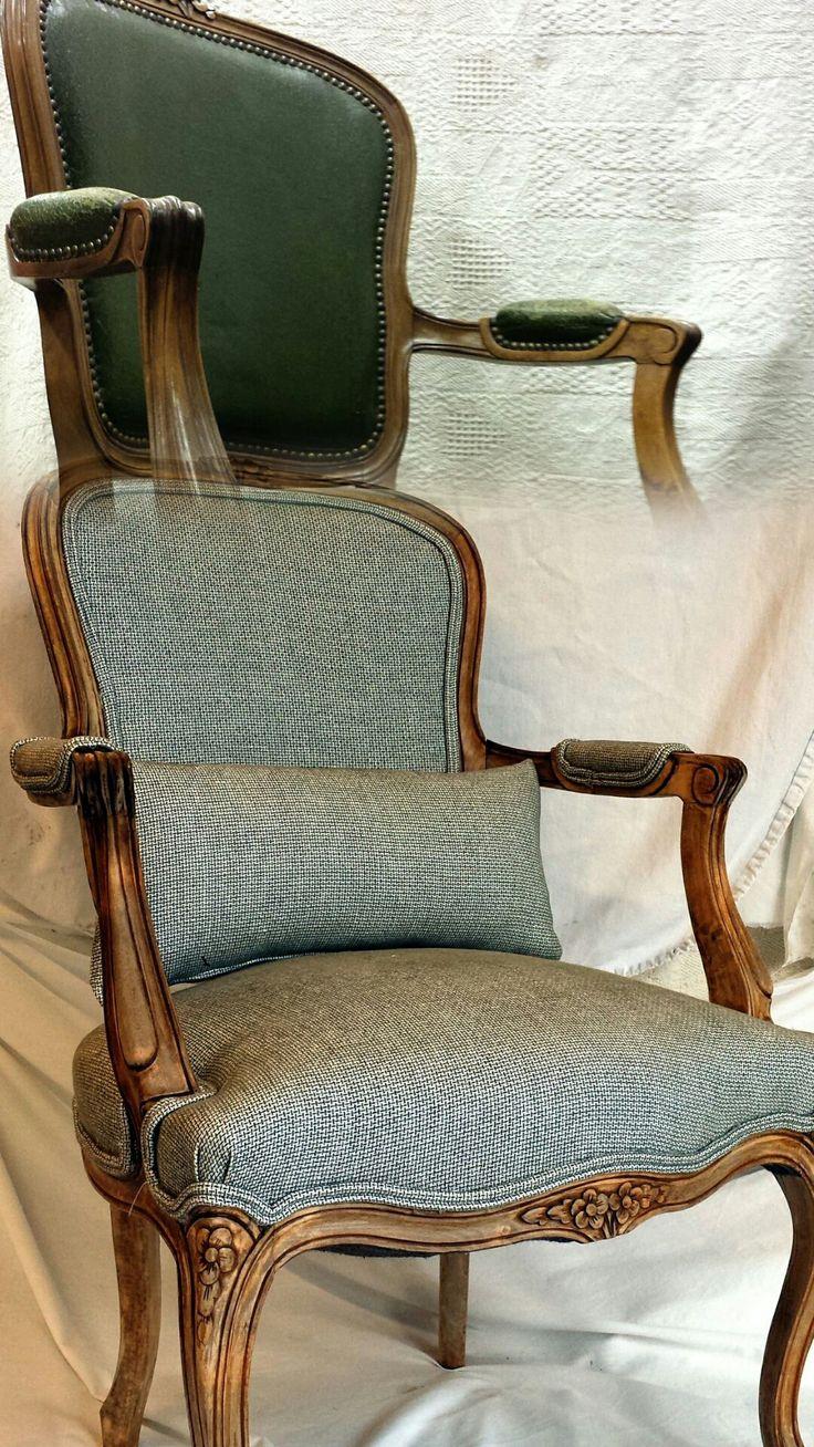 Las 25 mejores ideas sobre sala luis xv en pinterest y m s - Sillon estilo provenzal ...
