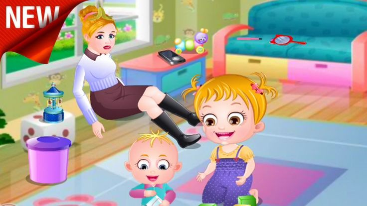 Baby Hazel Sibling Trouble Baby Cute Games for Kids Baby Hazel Game Movi...
