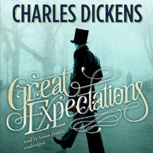Book and Movie Review of Great Expectations by Charles Dickens - why is it that books always seem to be better than the movies?