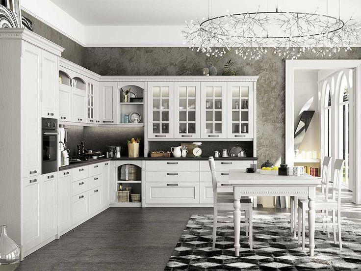 Stunning Cucina Stile Shabby Gallery - Idee Arredamento Casa ...