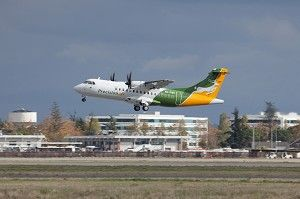 First ATR 42-600 delivered to Precision Air Services