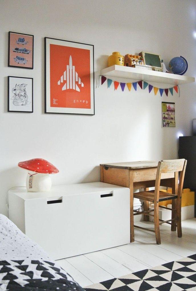 Ideas e Inspiración Ikea Niños: Decorando con Stuva - DecoPeques