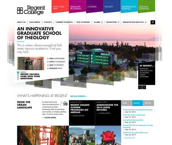 The 25+ best University website ideas on Pinterest | Web ...