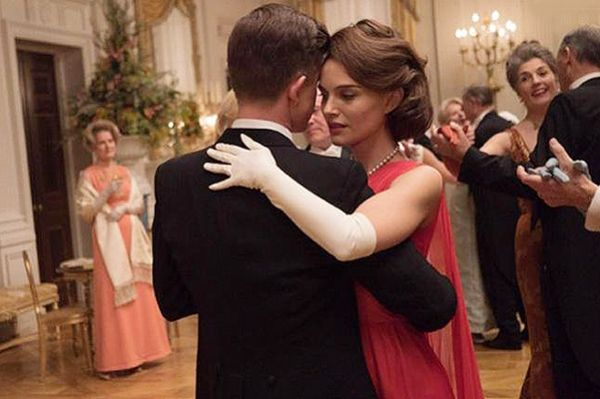 """Natalie Portman captures Jacqueline Kennedy's """"essence"""" beautifully. Accent is on point as are Jackie's vulnerability and personality."""