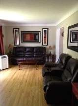 Newly Renovated 3 bdrm Semi for rent - 1264 Leyton Ave Westbrook - Avail Oct 1st