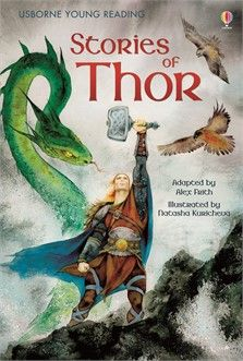 Usborne Young Reading Series: Stories of Thor