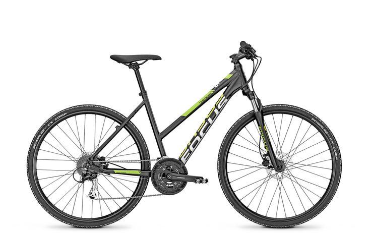Focus Crater Lake 3.0 27-biegowy damski (2015) - 2790.00 zł / rower.com.pl - największy rowerowy sklep i serwis rowerowy, Ruda Śląska, rowery