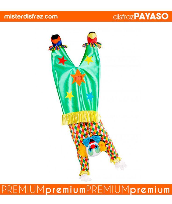 Disfraz de Payaso Gaucho al Revés. ¡Darás la nota, sobre todo al revés!  #disfraz #disfraces #disfracesoriginales #disfracesdivertidos #disfracescachondos #disfracesgraciosos #disfrazadulto #disfrazpayasoalreves #payasoalreves #carnaval #premium #disfracespremium #premiumoriginales #misterdisfraz