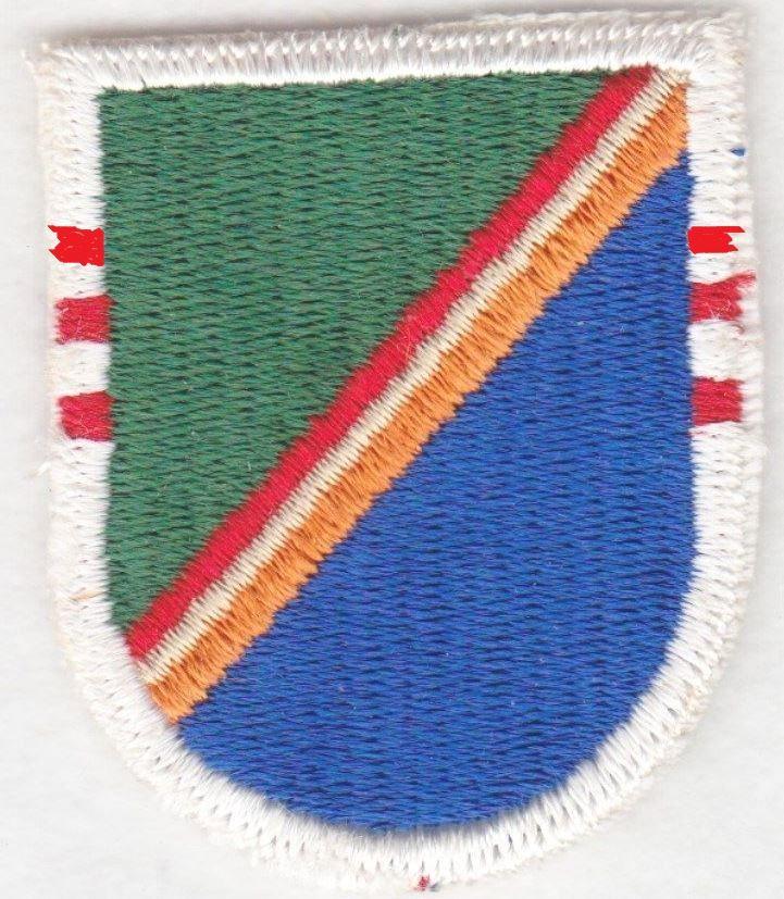Patch: 3rd Battalion, 75th Ranger Regiment (Airborne)