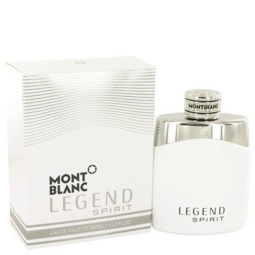 Montblanc Legend Spirit By Mont Blanc Eau De Toilette Spray 3.3 Oz (pack of 1 Ea)
