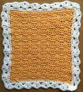 Crochet Nubby Stitch : ... on Pinterest Dishcloth, Crochet dishcloths and Free crochet