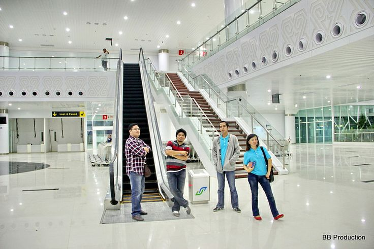Sepinggan International Airport Balikpapan