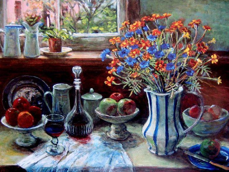 Kitchen Window, Margret OLLEY