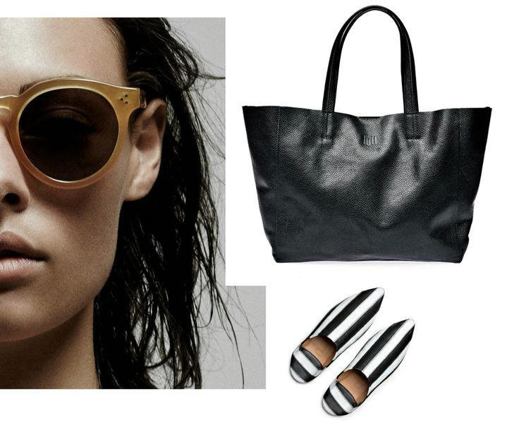 Looking for a spacious yet lightweight bag? Check out Tote - a super comfortable bag made of soft leather.    www.lull.com.pl