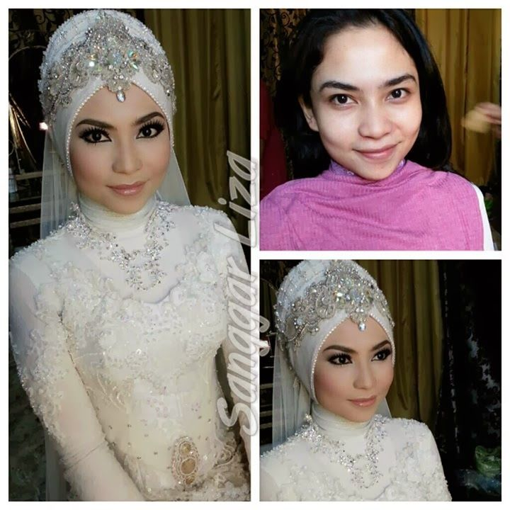 moslembride #hijab #wedding