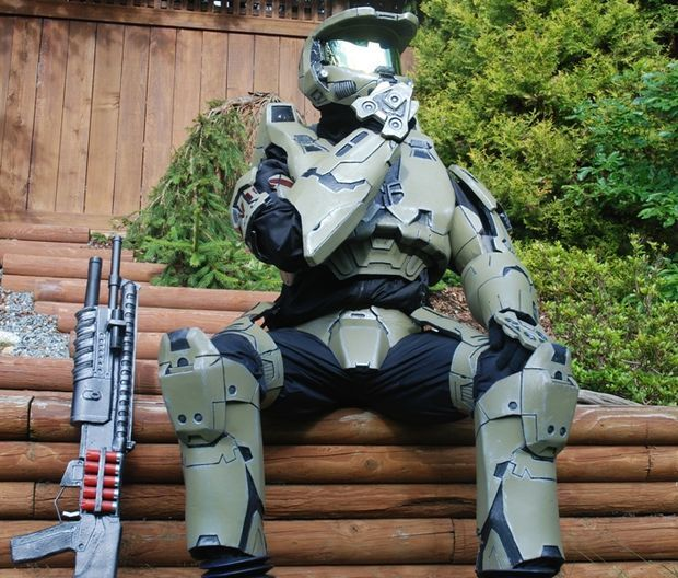Halo armor tutorial