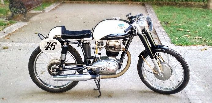 Lucchini Macchina Vintage Moto Accesorios