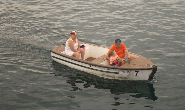Enjoy Boating on the Lake