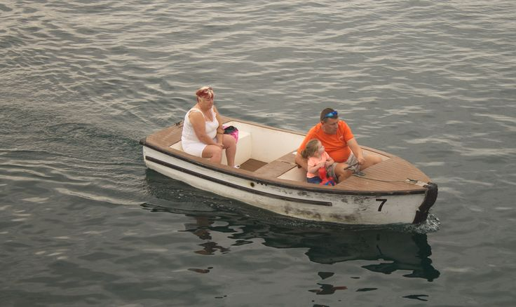 Enjoy Boating on the Lake