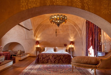 The Imaret - lush hotel in Greece http://www.imaret.gr