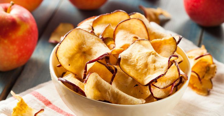 <p>All it takes is some slicing, rubbing in oil, baking, and our favorite part: munching.</p> #healthy #chip #recipes https://greatist.com/health/healthy-chip-alternatives