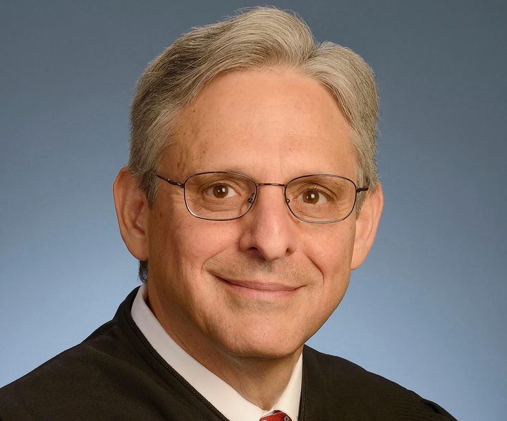 The president selects chief justice for the U.S. Court of Appeals for the District of Columbia Circuit to fill the vacant seat left by the death of Antonin Scalia.