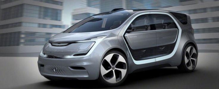 Chrysler Portal, l'elettrica per i Millennials del Gruppo FCA