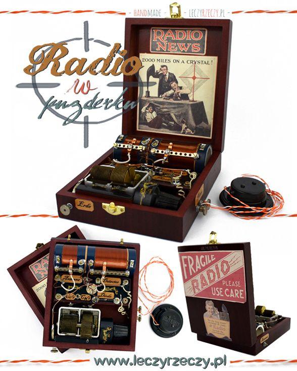 http://www.leczyrzeczy.pl/ .............................................. radio renovations, vintage, old radios, stare radia, naprawa, renowacja, recycling