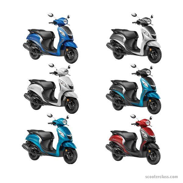 Yamaha Fascino Price Colours Images Models Mileage Yamaha