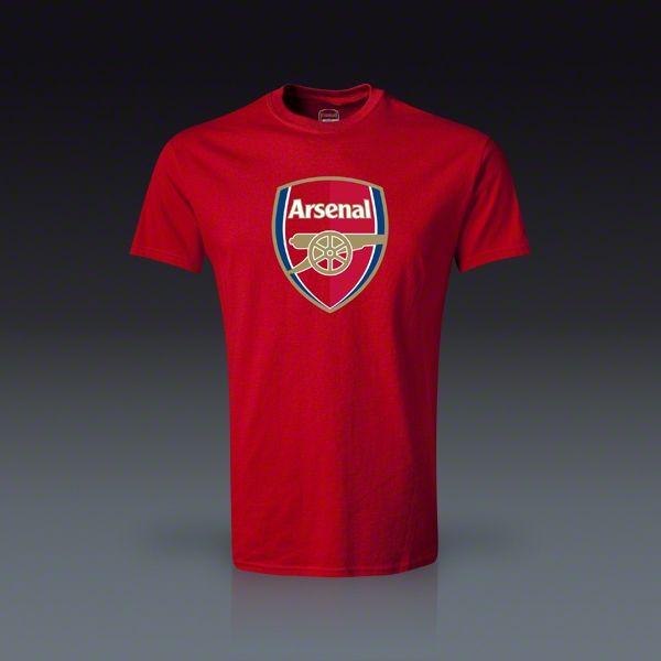 Arsenal Badge T-Shirt