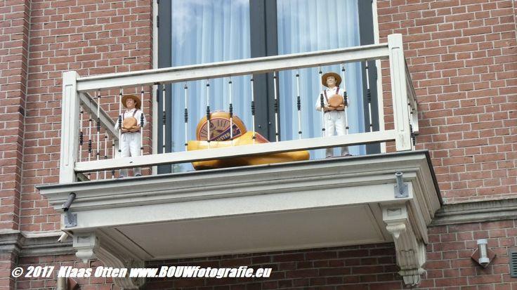 Balkon met als thema #Kaasmarkt #Alkmaar! 😉👍 www.BOUWfotografie.eu