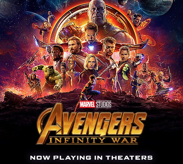Avengers Infinity War 2018 Download Hd Hindi Dubbed Mqs World